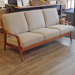 Jan Kuypers Teak Sofa For Imperial Furniture. From VHBu0027s Collection.