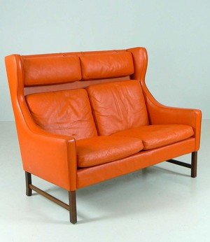 Fredrik Kayser Model 965 Sofa, via Lauritz