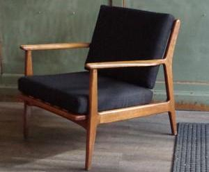 Ib Kofod-Larsen Armchair at Vintage Home Boutique
