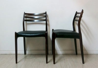Niels Moller Model 78 Chair from Pamono.ca