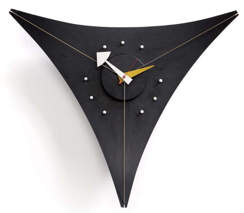 George Nelson Triangle Clock