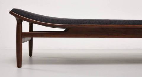 Kurt Ostervig Day Bed, Side View