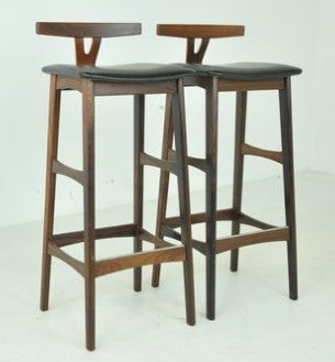 Dyrlund Bar Stools by Erik Buch. Image from Pamono.ca