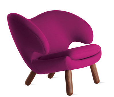 Pelikan Chair designed by Finn Juhl