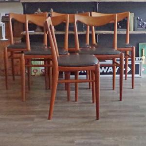 Rastad & Relling Bambi Dining Chair from VHB.