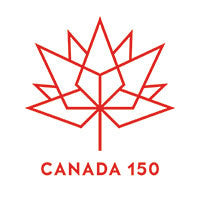 Canada 150 Logo Courtesy of the Government of Canada