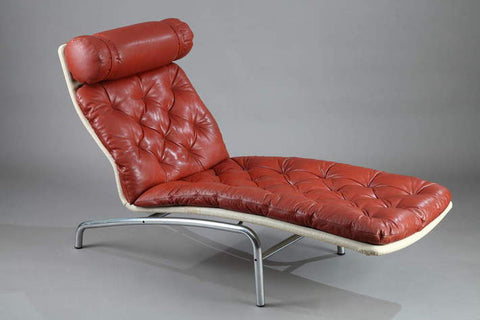 Chaise Longue by Arne Vodder