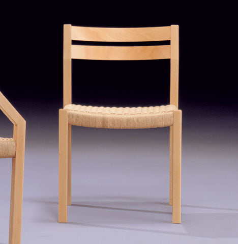 Jorgen Moller Model 401 dining chair via jlm.dk