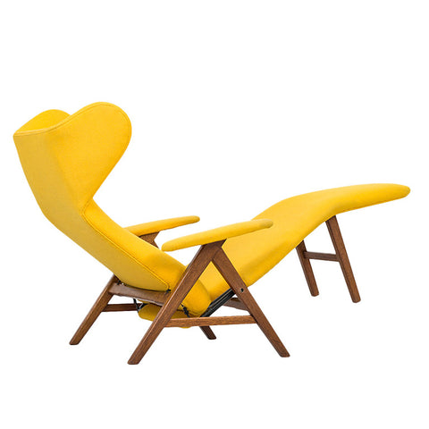 H.W. Klein reclining chair (chaise longue)