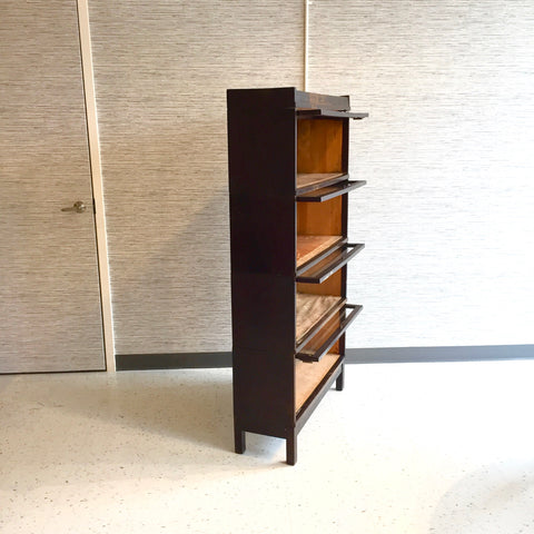 Antique Barristers Bookcases By Globe Wernicke