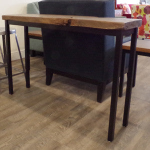 Barn Board Console Table - Vintage Home Boutique - 3