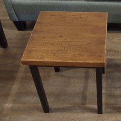 Barn Board Side Table - Vintage Home Boutique - 1