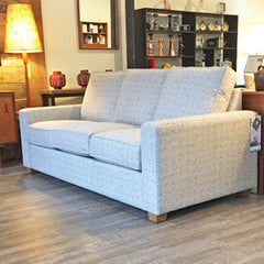 Custom Modular Upholstered Sofa