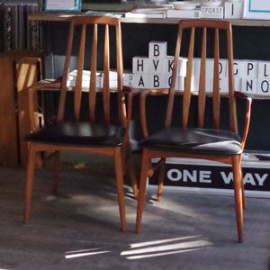 Niels Koefoed Eva Dining Chairs - Vintage Home Boutique - 10