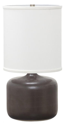 Hand Glazed Stoneware Table Lamps - Vintage Home Boutique - 6