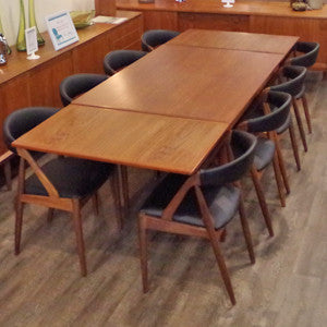 Kai Kristiansen Model 31 Dining Chairs - Vintage Home Boutique - 1
