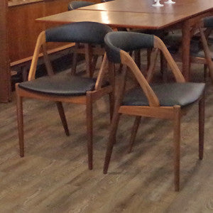 Kai Kristiansen Model 31 Dining Chairs - Vintage Home Boutique - 6
