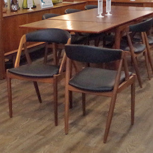 Kai Kristiansen Model 31 Dining Chairs - Vintage Home Boutique - 7