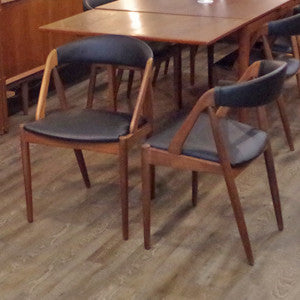 Kai Kristiansen Model 31 Dining Chairs - Vintage Home Boutique - 8