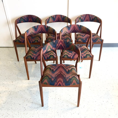 Kai Kristiansen Model 31 Dining Chairs