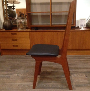Vintage Teak Dining Chairs by Korup Stolefabrik - Vintage Home Boutique - 9