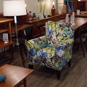 The Linton Custom Chair - Vintage Home Boutique - 3