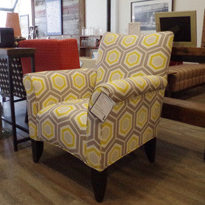 The Linton Custom Chair - Vintage Home Boutique - 2
