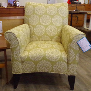 The Linton Custom Chair - Vintage Home Boutique - 4