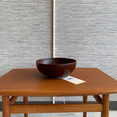 Mid-Century Teak Bowl By Hans Bolling