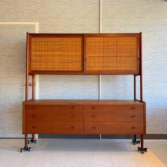 Mid-Century Teak Sideboard Model RY-20 By Hans Wegner For Ry Mobler