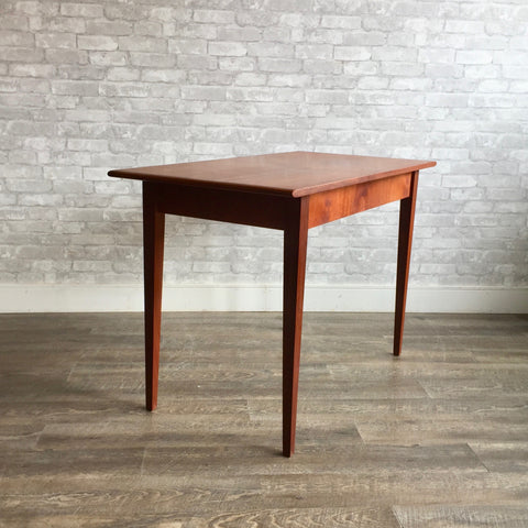 Mid-Century Modern Teak Desk, Table Or Vanity