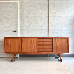 Mid-Century Teak Sideboard In The Style Of Johannes Andersen