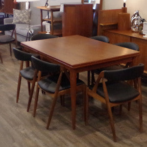 Kai Kristiansen Model 31 Dining Chairs - Vintage Home Boutique - 3