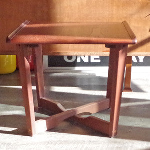 Mid Century Teak Side Tables - Vintage Home Boutique - 8