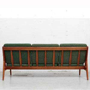 Mid Century Teak Sofa by Arne Vodder for Vamo Sonderborg - Vintage Home Boutique - 7