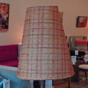 Mid Century Teak Floor Lamp with Table - Vintage Home Boutique - 2
