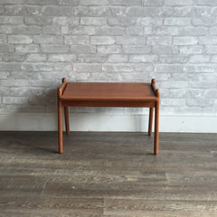Scandinavian Modern Teak Table by Fredrik Kayser and Harry Østergaard