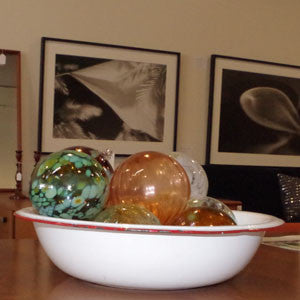 Hand Blown Glass Ornaments - Vintage Home Boutique - 6
