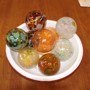 Hand Blown Glass Ornaments - Vintage Home Boutique - 7