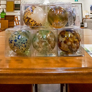 Hand Blown Glass Ornaments - Vintage Home Boutique - 5