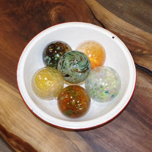 Hand Blown Glass Ornaments - Vintage Home Boutique - 3