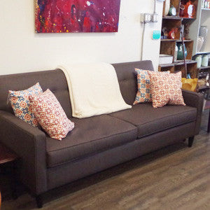 The Bertram custom mid century modern sofa - Vintage Home Boutique - 13