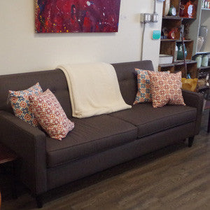 The Bertram custom mid century modern sofa - Vintage Home Boutique - 12