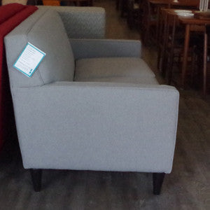 The Bertram custom mid century modern sofa - Vintage Home Boutique - 2