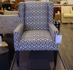 The Blake Custom Chair - Vintage Home Boutique - 4