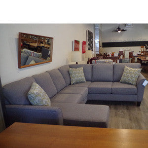 Emma Custom Sectional Sofa - Vintage Home Boutique - 6