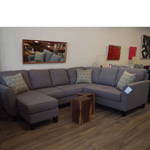 Emma Custom Sectional Sofa - Vintage Home Boutique - 7