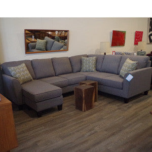 Emma Custom Sectional Sofa - Vintage Home Boutique - 8
