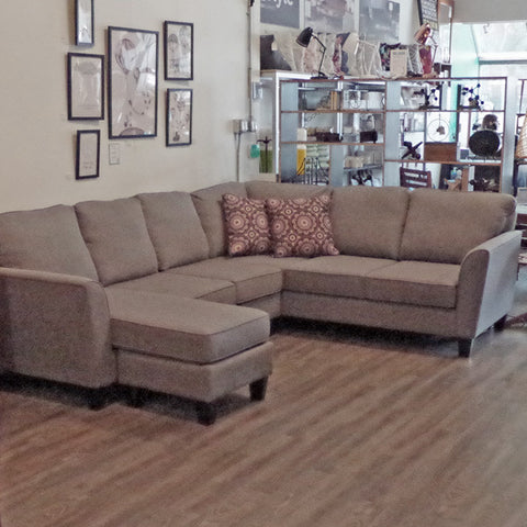 Emma Custom Sectional Sofa - Vintage Home Boutique - 2
