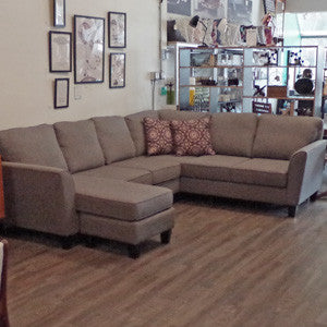 Emma Custom Sectional Sofa - Vintage Home Boutique - 4